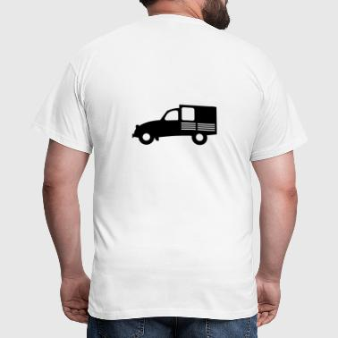 2CV Van - Men's T-Shirt