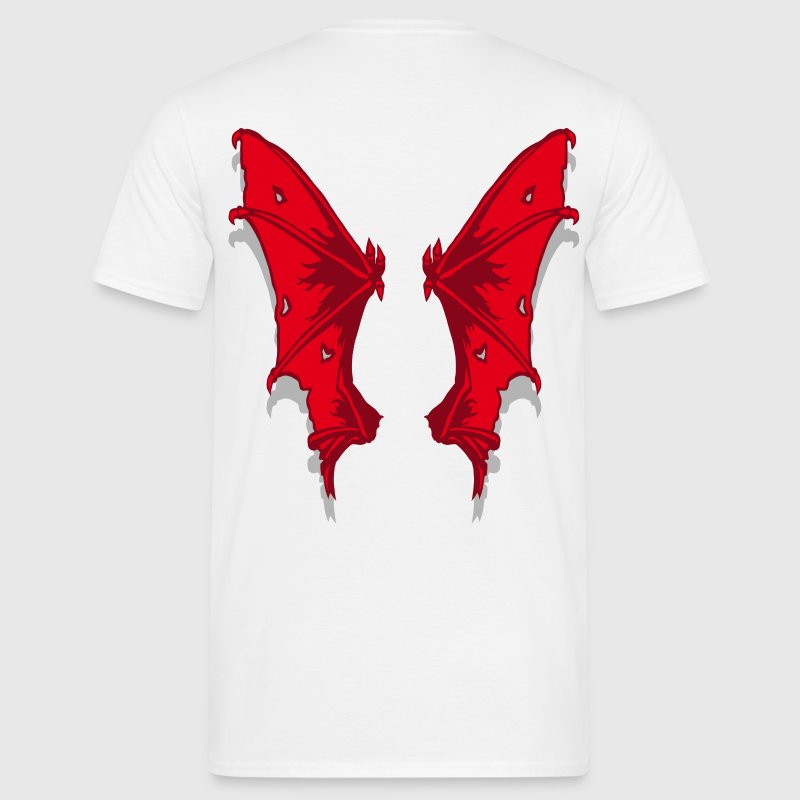 Demon wings - Camiseta hombre