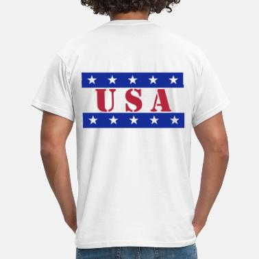 Vector Design usa vector design - T-shirt Homme