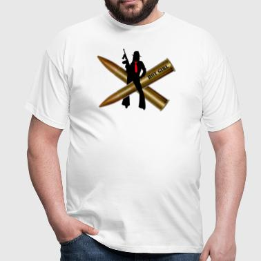 hot girl - Männer T-Shirt