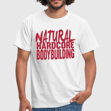Doping Bodybuilding Natural Bodybuilding - Männer T-Shirt