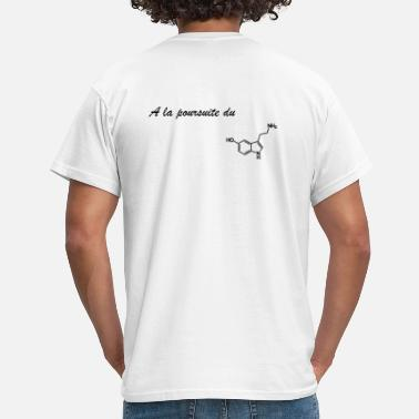 Pursuit In the pursuit of happiness - Men's T-Shirt