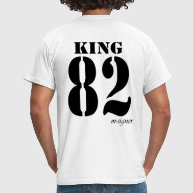 KING - Mannen T-shirt