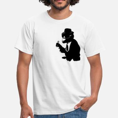 The Blues Brothers blues brothers monkey - Männer T-Shirt