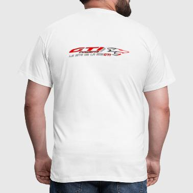 GTIPOWERS.COM - T-shirt Homme