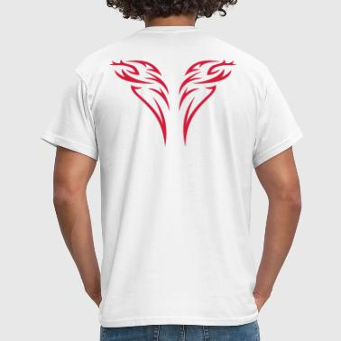 tattoo 2 - Herre-T-shirt