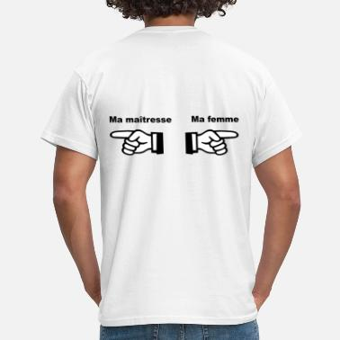 Pacs humour - T-shirt Homme