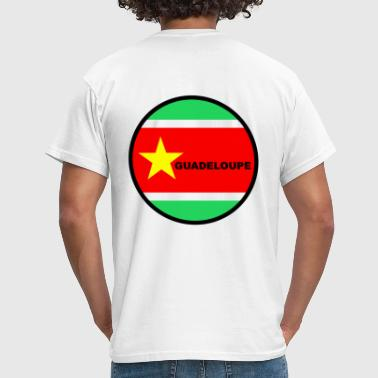 guadeloupe - T-shirt Homme