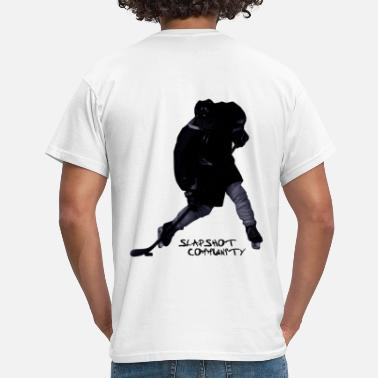 Community Slapshot Community - T-shirt Homme
