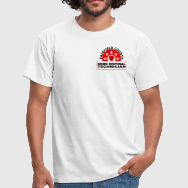 Disposal Bomb Disposal  - Men's T-Shirt