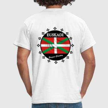 Basque Bayonne basque logo - T-shirt Homme
