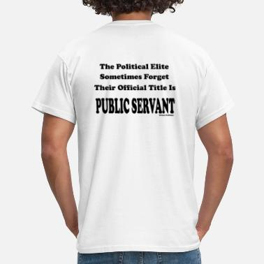 Labour Political Elite - Men's T-Shirt