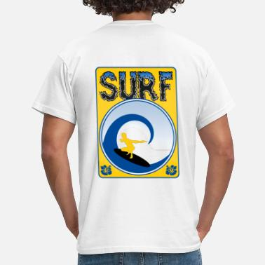 Surfer Design surf design - T-shirt Homme