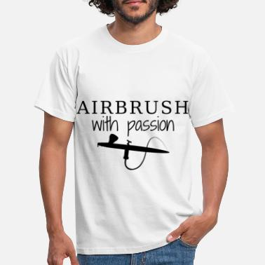 Airbrush Airbrush gun airbrush paint airbrush - Men's T-Shirt