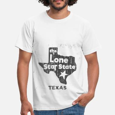 Lone Star Lone Star Texas - T-shirt Homme