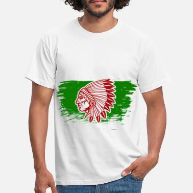 American Indian Native American Indians - Men's T-Shirt