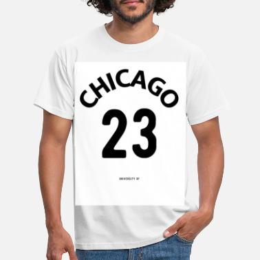 Chicago -ABVIO - USA - United States - Lake M - T-shirt mænd
