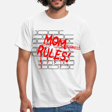 Graffiti business rules - T-shirt Homme