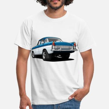Hot Rod Dierenriem - Mannen T-shirt