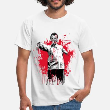 Zombie zombie - T-shirt Homme