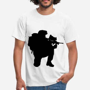 Soldier soldier army army soldier - Men's T-Shirt
