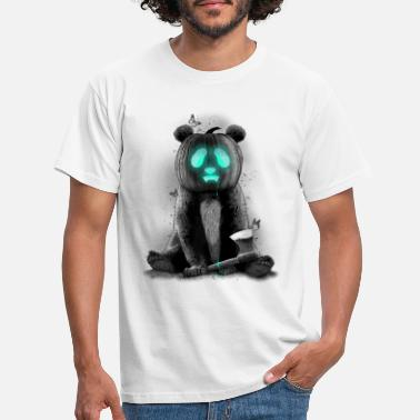 Panda PANDALOWEEN - Men's T-Shirt