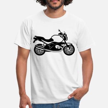 Roadster motorcycle Roadster - Men's T-Shirt