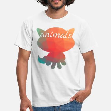 Animals Animal Animals animal - Men's T-Shirt