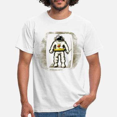 Nice Astronaut - Men's T-Shirt