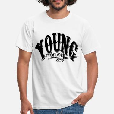 Young Money young money young money cash flow luxury - Men's T-Shirt