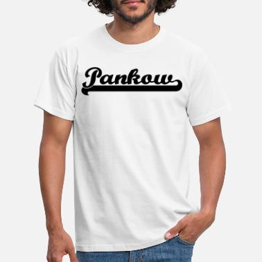 Pankow pankow writing - Men's T-Shirt