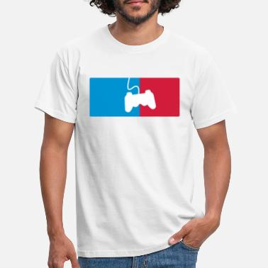 League Game Gaming League - Men's T-Shirt
