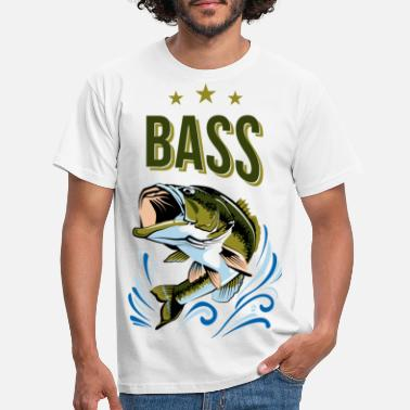 Poisson AD Bass Fishing - T-shirt Homme