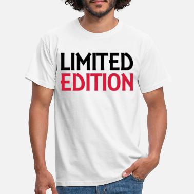 Limited Edition Limited Edition - T-skjorte for menn