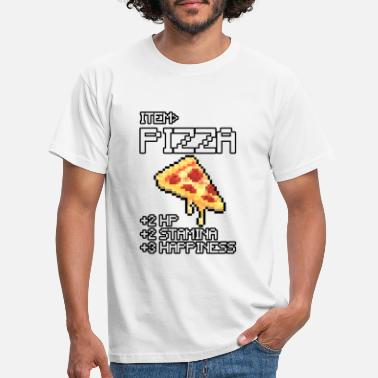Pizza pizza - Men's T-Shirt