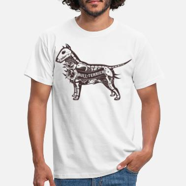 Bull Terrier bullterrier - Men's T-Shirt