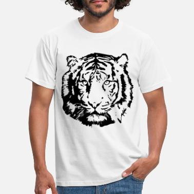 Tigre tiger - T-shirt Homme