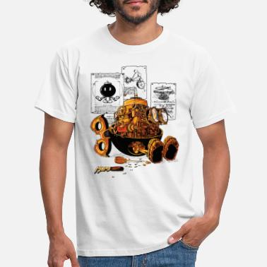 Gaming work of the genius - Mannen T-shirt