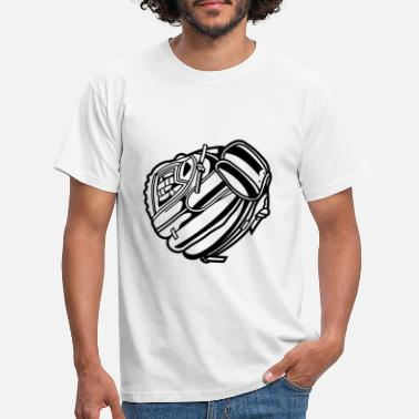 Baseball Glove Baseball glove - Men's T-Shirt