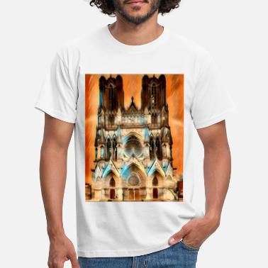 Reims Reims Cathedral - Men's T-Shirt