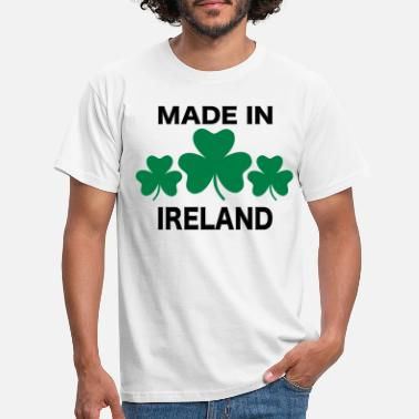 St Patricks Day Ireland - Men's T-Shirt