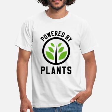 Vegan Vegan - Vegan Plant Fitness Sport Gift - Men's T-Shirt