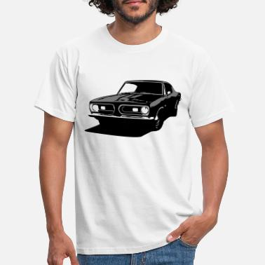 Plymouth Barracuda Barracuda - Men's T-Shirt