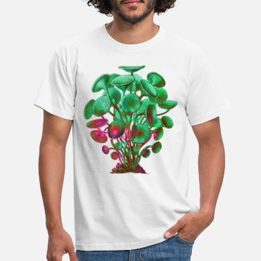 Trippy Champignons Trippy - T-shirt Homme
