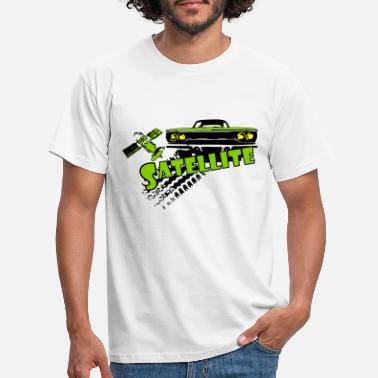 Plymouth Satellite - Männer T-Shirt