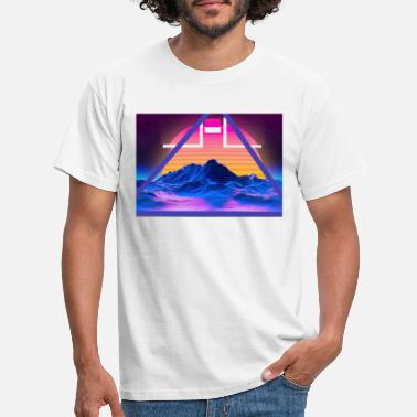 Star Mountain - Men's T-Shirt