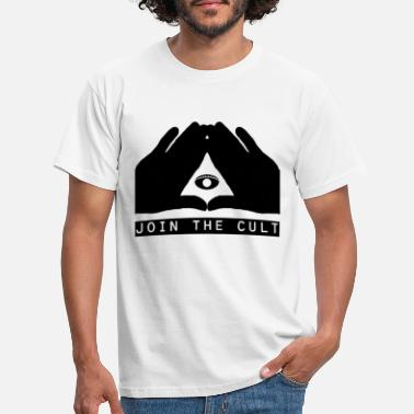 Cult Joint the Cult - Mannen T-shirt
