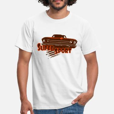 Super Super Sport Chevelle - Men's T-Shirt