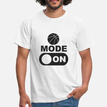 Free Throw Basketball basket free throw foul - Men's T-Shirt