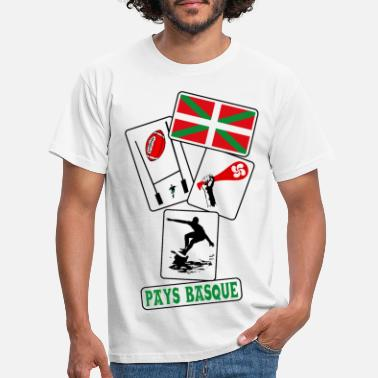 Sports Basques - T-shirt Homme